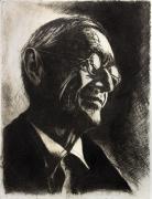 Radierung / Hermann Hesse Blatt 2048