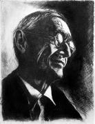 Hermann Hesse - Radierung