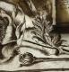 Radierung / Schlafmohn 1749