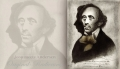 Radierung / Hans Christian Andersen 1771