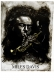 Miles Davis 1 / Gouache, Digitaldruck, handsigniert