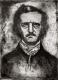 Edgar Allan Poe - Radierung