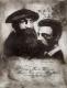 Radierung / Rodin, Rilke